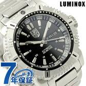ルミノックス 腕時計 LUMINOX モダン マリナー オートマチック デイデイト 6502 ブラック