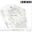 【1000円割引クーポン 12/2(土)19:00?】 ルミノックス LUMINOX ネイビー シールズ スノーパトロール 7057 ホワイトアウト 腕時計 ラバーベルト WHITE OUT 7057.WO 時計