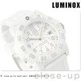 ルミノックス LUMINOX ネイビー シールズ スノーパトロール 7057 ホワイトアウト 腕時計 ラバーベルト WHITE OUT 7057.WO