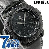 ルミノックス腕時計ネイビーシールズカラーマークシリーズデイトレディースオールブラックLUMINOX7251.bo