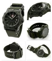 ルミノックスフィールドスポーツ腕時計グリーンアウトナイロンベルトLUMINOX8817.GO