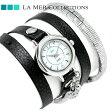 ラメール コレクション レザー レディース 腕時計 LMDEL1006 LA MER メキシコ