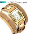 ラメール コレクション レザー レディース 腕時計 LMSW2002 LA MER メキシコ