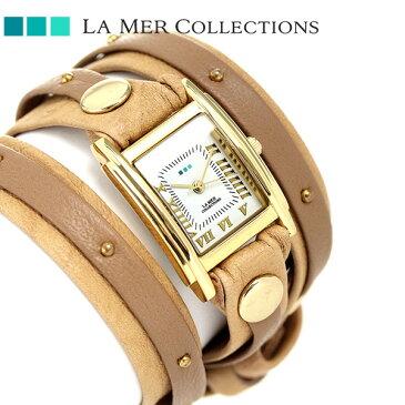 ラメール コレクション レザー レディース 腕時計 LMSW2002 LA MER メキシコ 時計