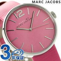 マークバイマークジェイコブスペギーレディースMBM1363MARCbyMARCJACOBS腕時計ピンク