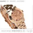 マーク バイ マーク ジェイコブス エイミー デクスター グリッツ 時計 レディース ピンクゴールド MARC by MARC JACOBS MBM3219【あす楽対応】