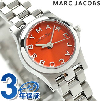 Mark by Mark Jacobs Henry dinky ladies MBM3326 MARC by MARC JACOBS quartz watch Orange