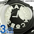 マーク バイ マーク ジェイコブス スローン レディース MBM4027 MARC by MARC JACOBS 腕時計 ブラック×ホワイト