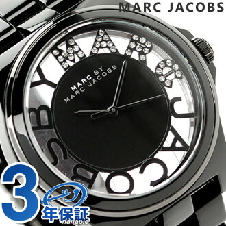Mark by Mark Jacobs Henry skeleton MBM4572 MARC by MARC JACOBS women's watch Quartz Black