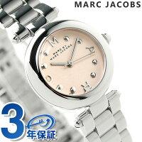 マークバイマークジェイコブスドッティMJ8668MARCbyMARCJACOBS腕時計ピンク