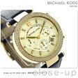 マイケル コース パーカー レディース 腕時計 MK2280 MICHAEL KORS ゴールド×ネイビー