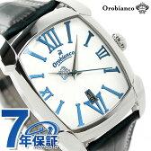 【タオルハンカチ付き♪】オロビアンコ Orobianco タイムオラ メンズ 腕時計 レッタンゴラ 日本製 OR-0012-15