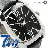【タオルハンカチ付き♪】オロビアンコ Orobianco タイムオラ メンズ 腕時計 レッタンゴラ 日本製 OR-0012-3【あす楽対応】
