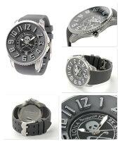 テンデンススリムマーク&ロナ限定モデルMLTS151001TENDENCE腕時計クオーツグレー