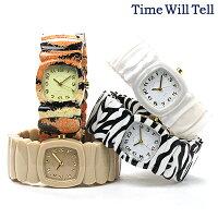 TIMEWILLTELLタイムウイルテルレディース腕時計マディソン