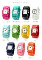 TIMEWILLTELLタイムウイルテルレディース腕時計スタンダードカラー
