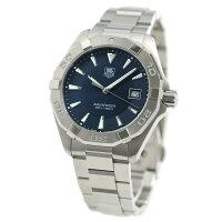 タグホイヤーアクアレーサー300Mクオーツ腕時計WAY1112.BA0928TAGHeuerブルー新品