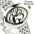ヴィヴィアン・ウエストウッド 腕時計 エリプス Vivienne Westwood レディース ホワイト VV014WHSL