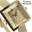 ヴィヴィアン・ウエストウッド 腕時計 レディース レディーキューブ ゴールド Vivienne Westwood VV053GDGD