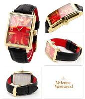 ヴィヴィアン・ウエストウッド腕時計インペリアリストVivienneWestwoodメンズVV066GDBK