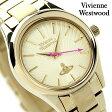 ヴィヴィアン・ウエストウッド ホロウェイ レディース VV111GD Vivienne Westwood 腕時計 クオーツ ゴールド