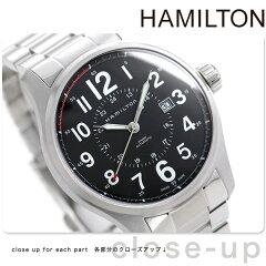 H70615133 ハミルトン HAMILTON カーキ フィールド オフィサー【あす楽対応】