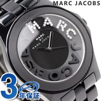 MARC BY MARC JACOBS Marc by Marc Jacobs Womens watch RIVERA black MBM4527