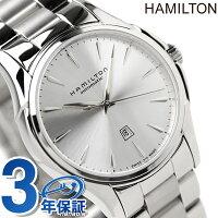 HAMILTONハミルトンJazzmasterAutoジャズマスターオート腕時計シルバーメタルH32315151