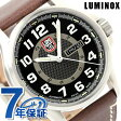 ルミノックス LUMINOX フィールド スポーツ オートマチック 腕時計 レザーベルト ブラック 1801【あす楽対応】