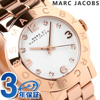 Mark by Mark Jacobs MARC by MARC JACOBS Womens watch Amy White x pink MBM3077