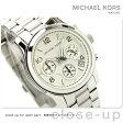MICHAEL KORS マイケル コース レディース 腕時計 クロノグラフ シルバー メタルベルト MK5076【あす楽対応】
