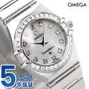 OMEGA オメガ CONSTELLATION 1460.75OMEGA オメガ レディース 腕時計 コンステレーション ミニ ...