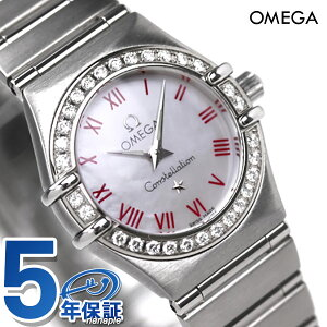 OMEGA オメガ CONSTELLATION 1466.63OMEGA オメガ レディース 腕時計 コンステレーション ミニ ...