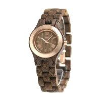 ウィーウッド クリス 木製 腕時計 9818148 WE WOOD ブラウン