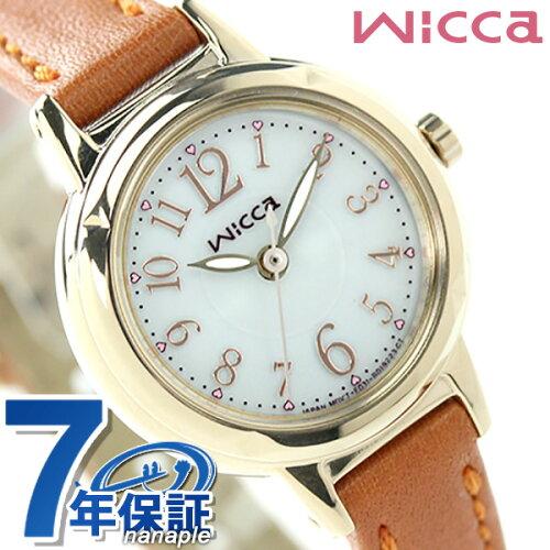 シチズン ウィッカ ソーラー レディース 腕時計 KH9-922-12 CITIZEN wicca シ...