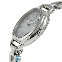 シチズンウィッカソーラーブレスラインレディースKP2-515-11CITIZENwicca腕時計シルバー