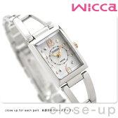 【キャンドル付き♪】シチズン ウィッカ エコドライブ レディース腕時計 CITIZEN wicca NA15-1561B【楽ギフ_包装】