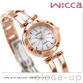 シチズン ウィッカ エコドライブ レディース腕時計 CITIZEN wicca NA15-1573C【楽ギフ_包装】【あす楽対応】