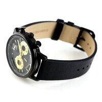 ズッカフクロウルクロノグラフクオーツ腕時計AJGT014CABANEdeZUCCa【対応】