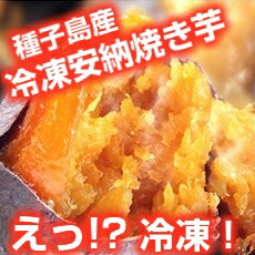 やきいもや薩摩芋、さつま芋とも違う種子島産安納芋。美味しさを冷凍でお届け。多めの10kgや5kg...