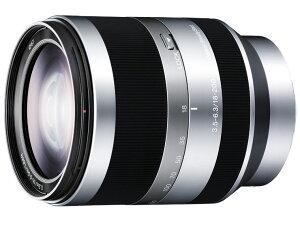 【送料無料】ソニー E18-200mm F3.5-6.3 OSS (SEL18200) 【※商品入荷後即発送】
