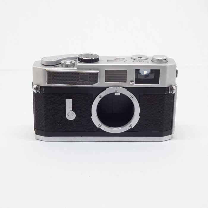 フィルムカメラ, その他  () Canon 7 C