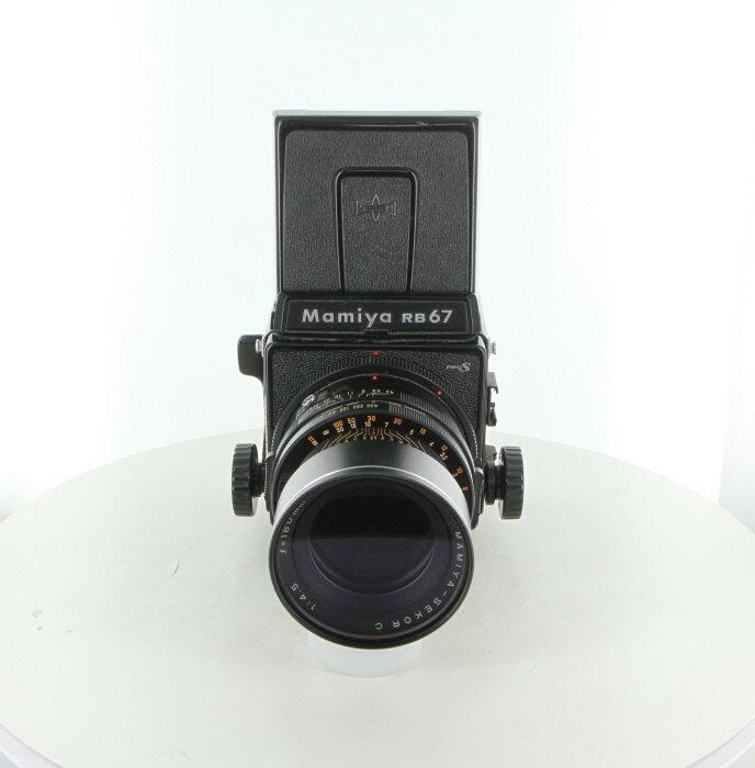 フィルムカメラ, 中判・大判カメラ  () Mamiya RB67PROS B