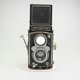 【中古】 (ローライ) Rollei ローライフレックス オートマット(テッサー)【中古カメラ 中判カメラ】 ランク:C