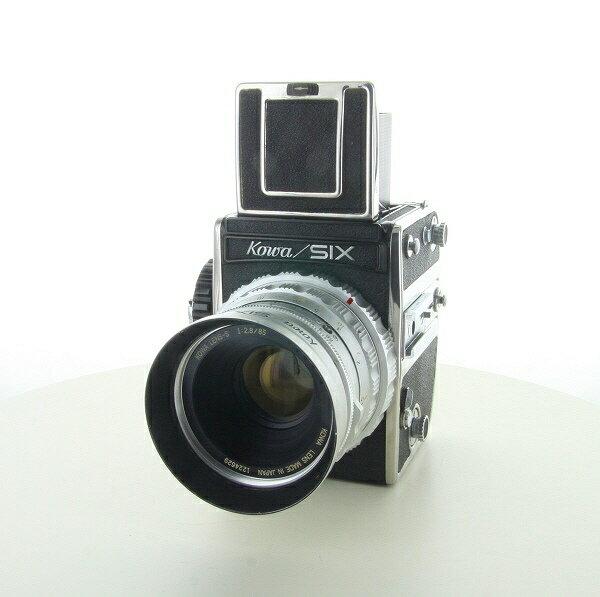 フィルムカメラ, 中判・大判カメラ  () KOWA SIXS852.8 B