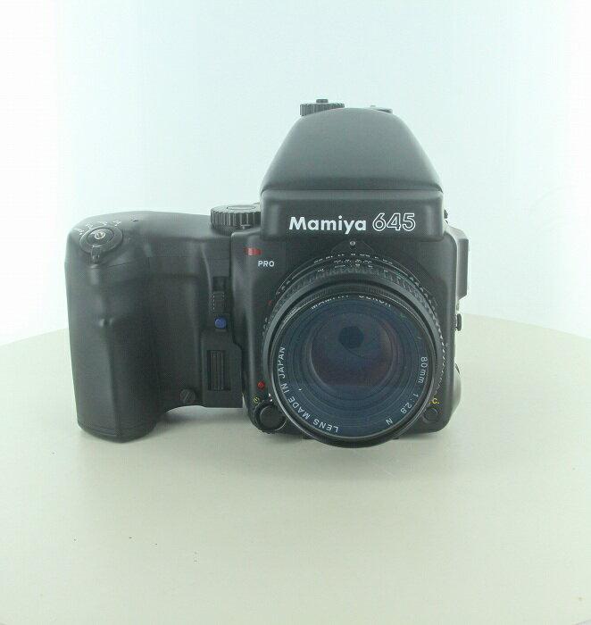 フィルムカメラ, 中判・大判カメラ  () Mamiya 645 ProC802.8NAE B