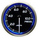 Defi/デフィ Racer Gauge N2(レーサーゲージ N2) 圧力計(PRES...