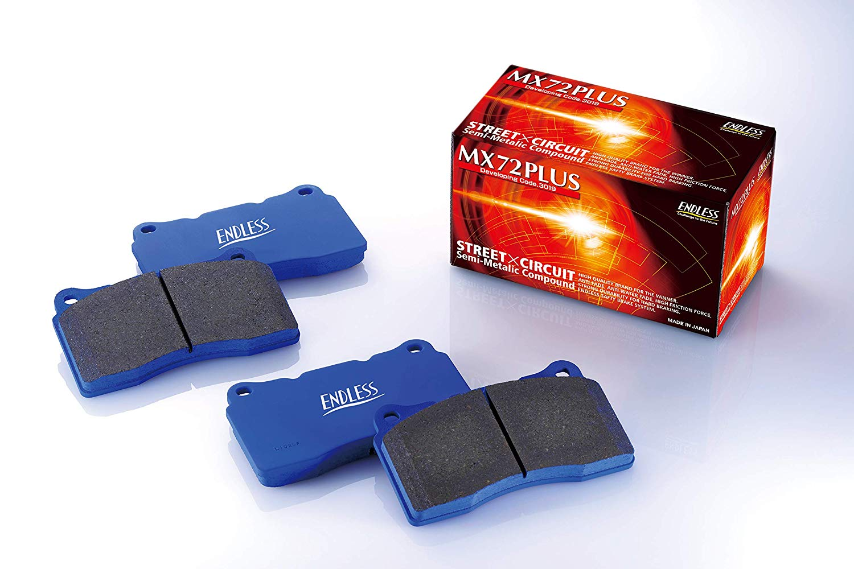ブレーキ, ブレーキパッド ENDLESS MX72 PLUS RCP112 WRX STI VAB D H29.6 RCP112MXPL