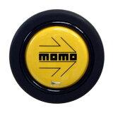 【マラソン!全品2倍以上&特別クーポン!】MOMO/モモ ホーンボタン MOMO YELLOW(モモイエロー) 商品番号:HB-03