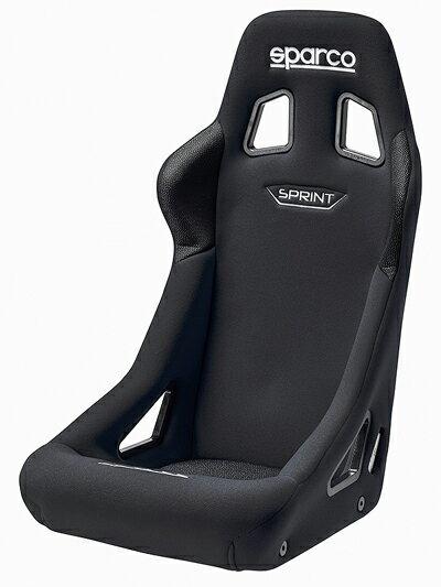 内装パーツ, バケットシート sparco SPRINT FIA 008235NR